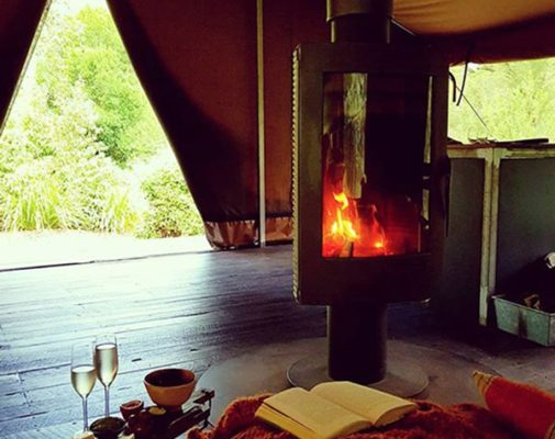 fire-inside-qld-glamping-tent